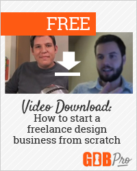 Free full-length download of video interview with Jonathan Wold on starting a successful freelance business from scratch.